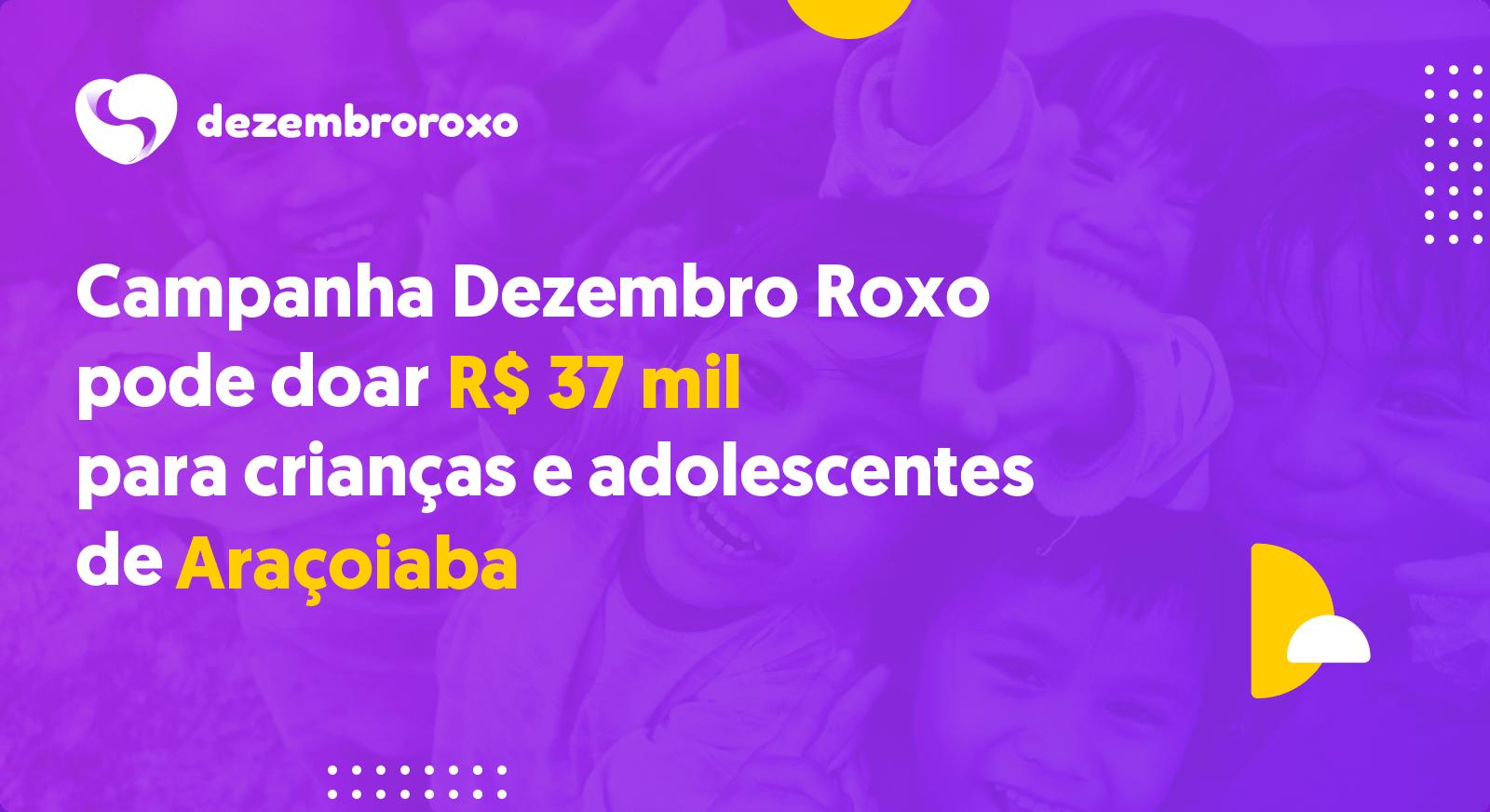 Doações em Araçoiaba - PE