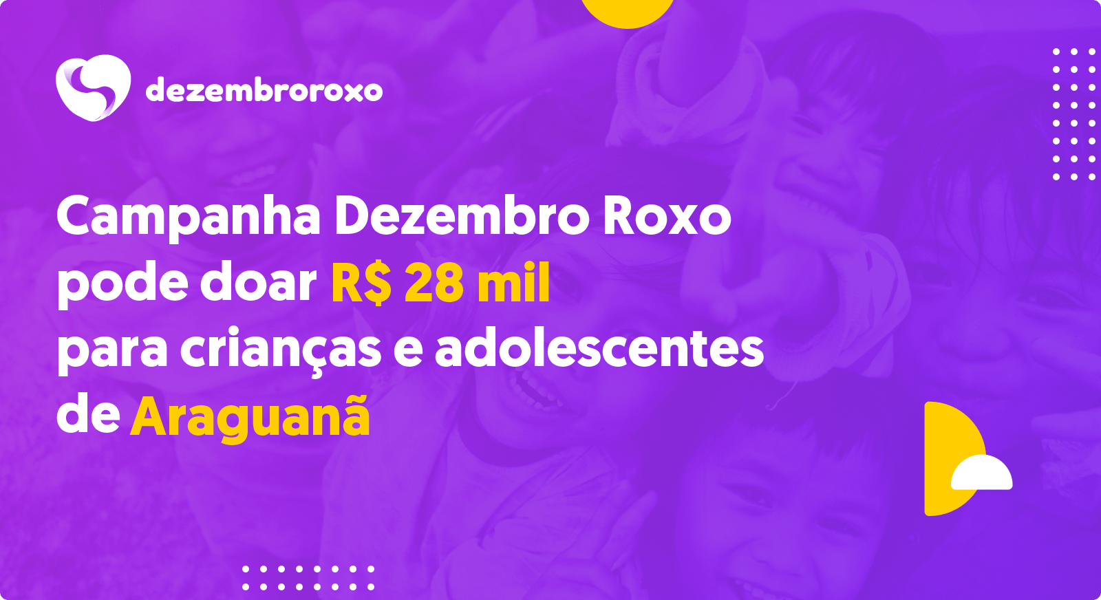 Doações em Araguanã - TO