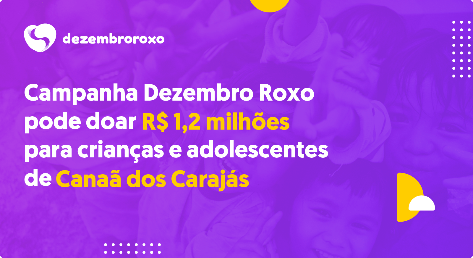Doações em Canaã dos Carajás - PA