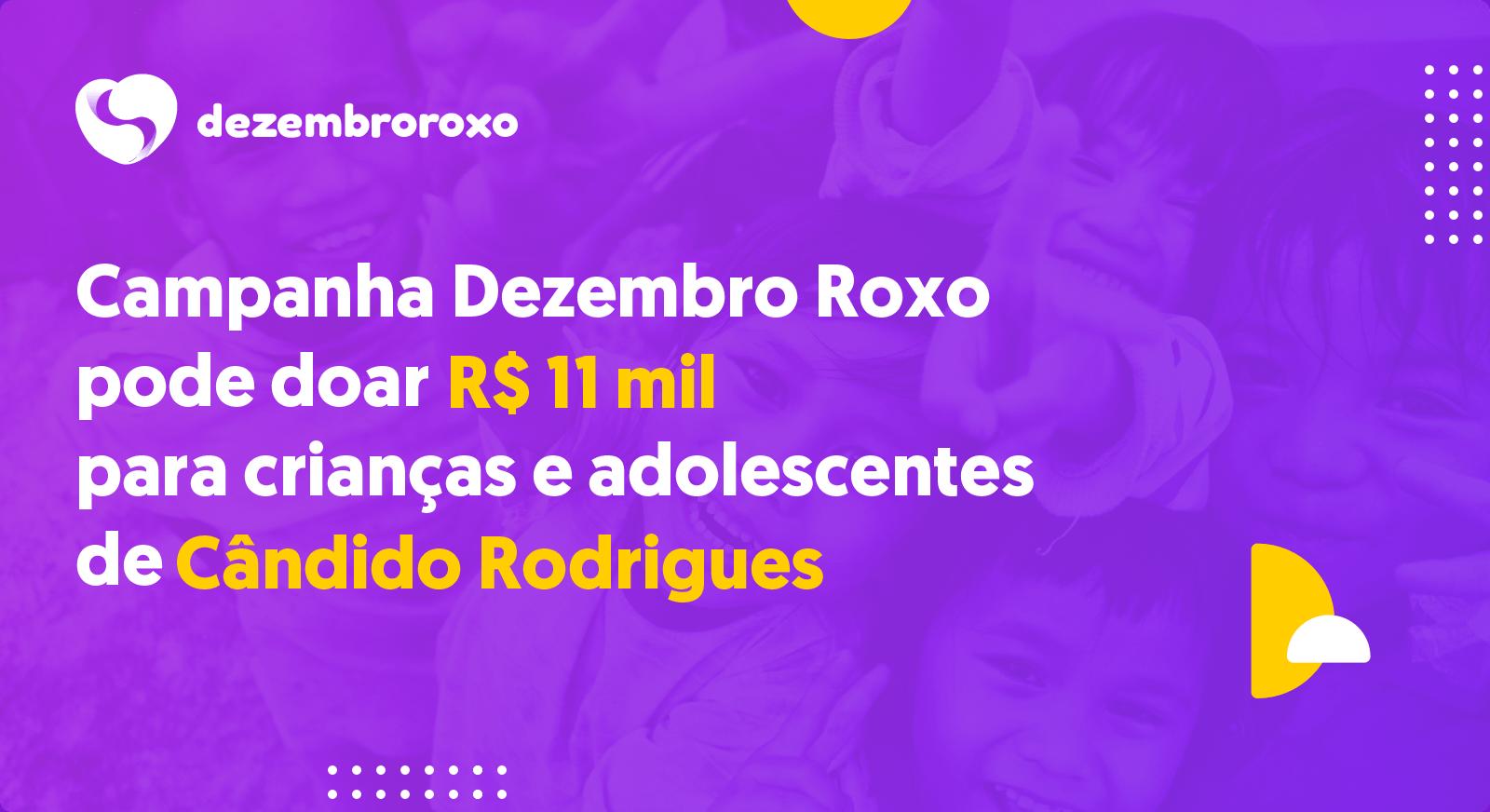 Doações em Cândido Rodrigues - SP