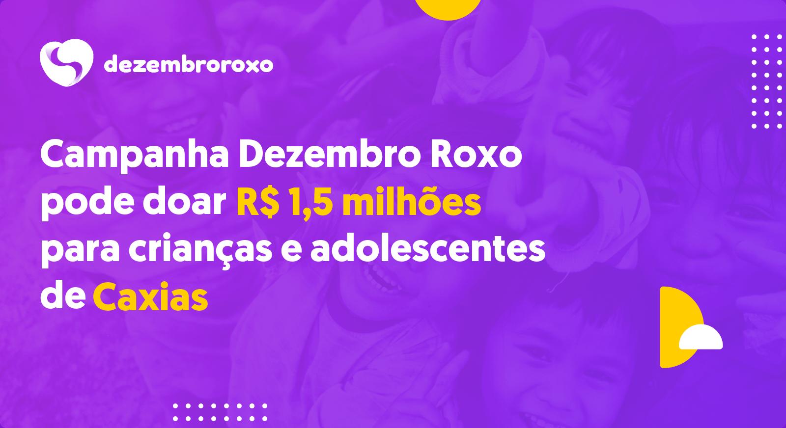 Doações em Caxias - MA