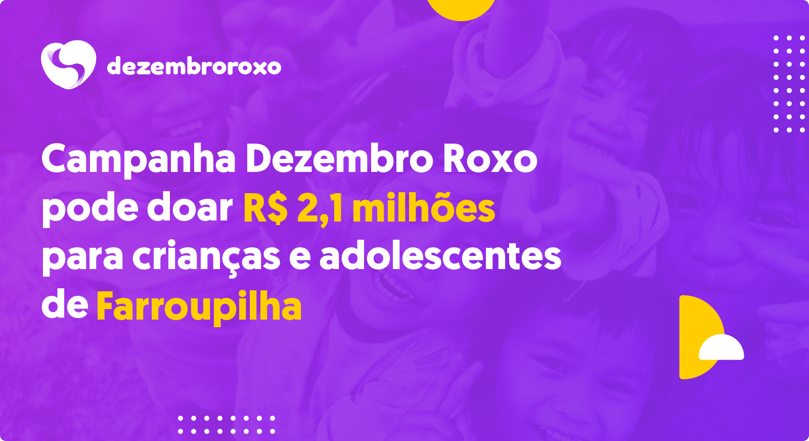 Doações em Farroupilha - RS