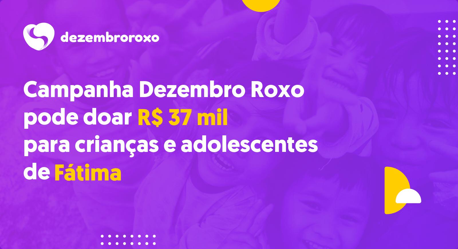 Doações em Fátima - BA
