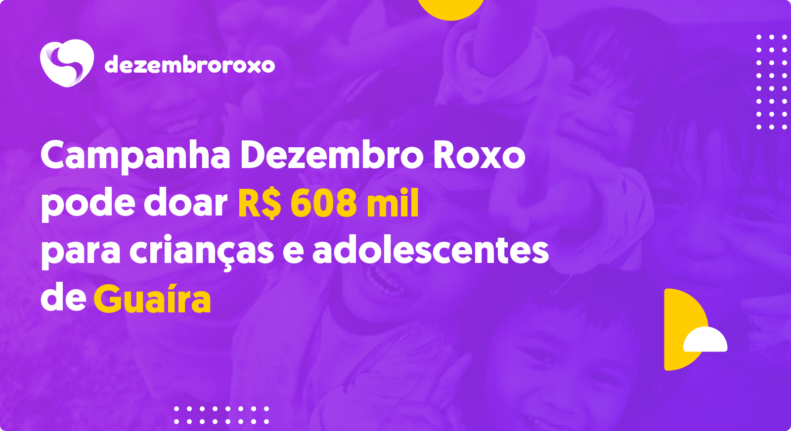 Doações em Guaíra - PR