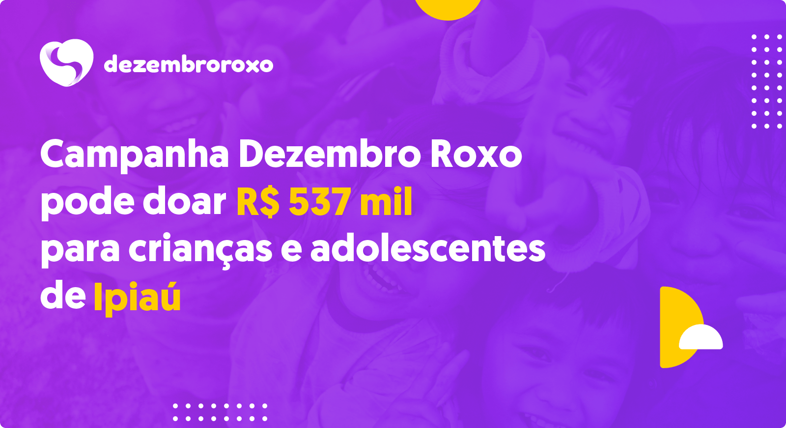Doações em Ipiaú - BA