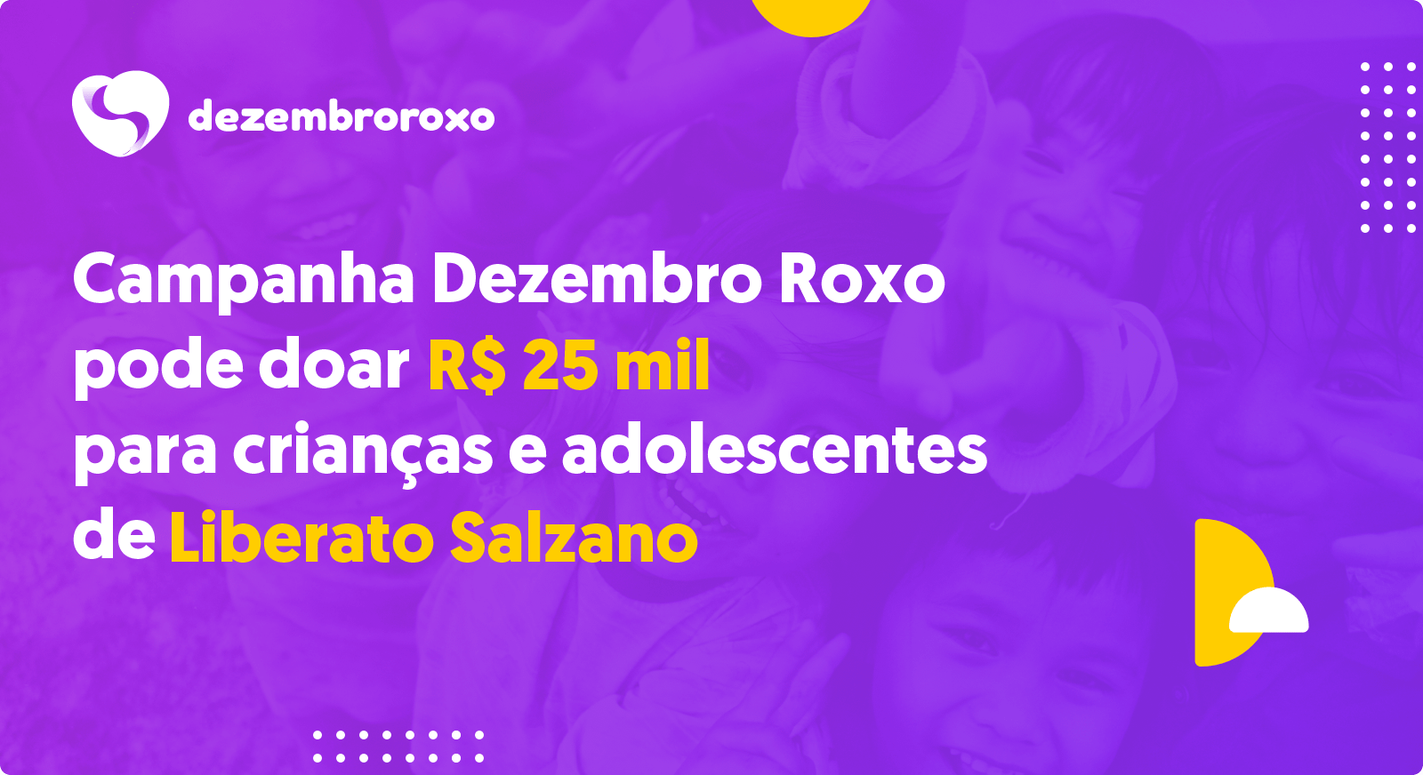 Doações em Liberato Salzano - RS