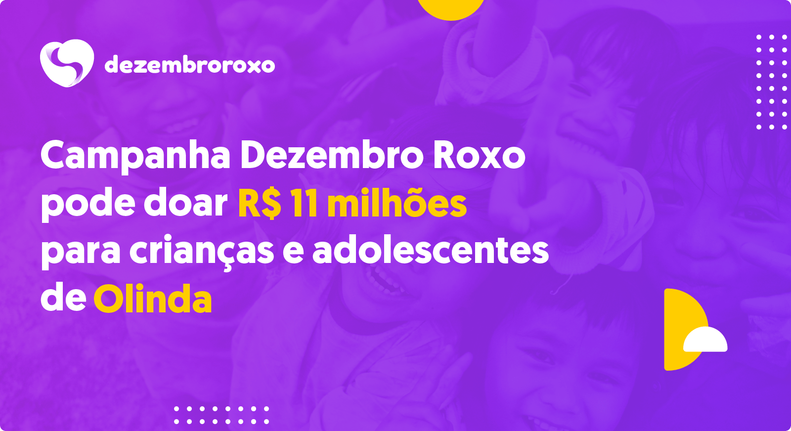Doações em Olinda - PE