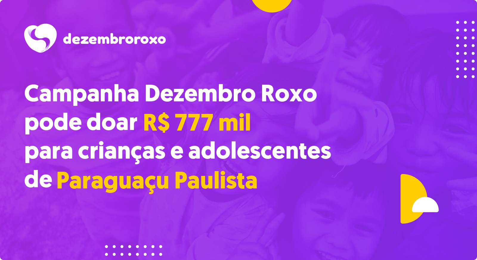 Doações em Paraguaçu Paulista - SP
