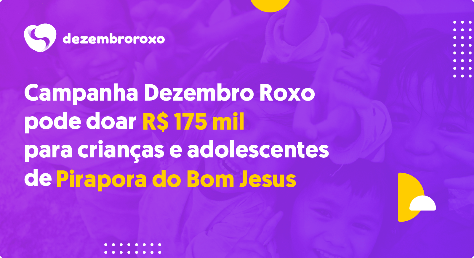 Doações em Pirapora do Bom Jesus - SP
