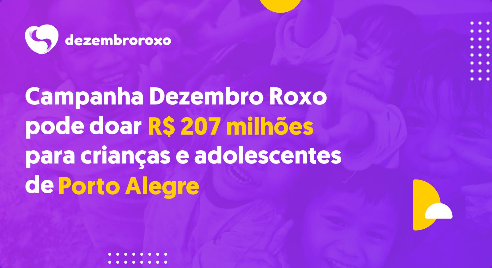 Doações em Porto Alegre - RS