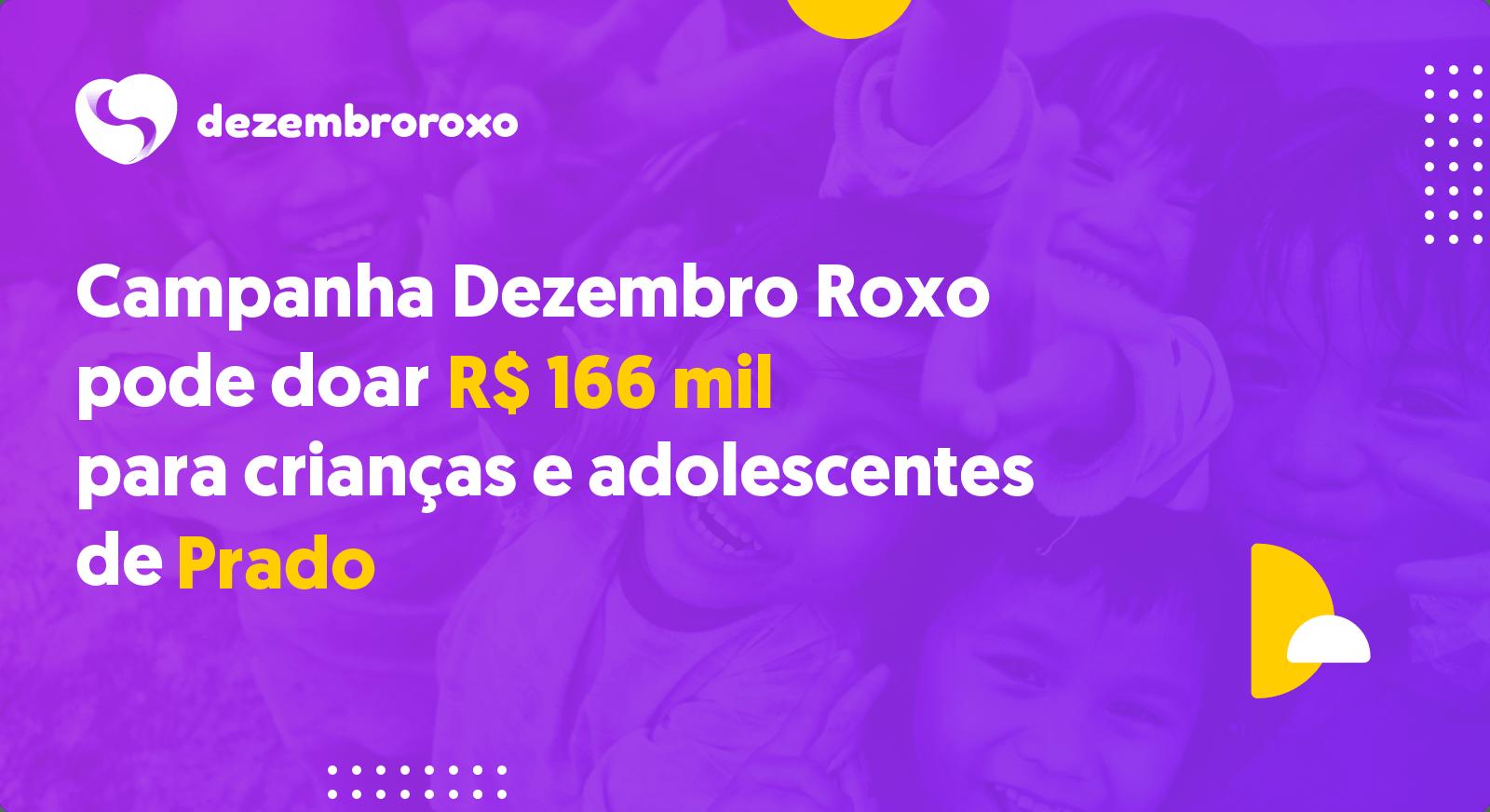 Doações em Prado - BA