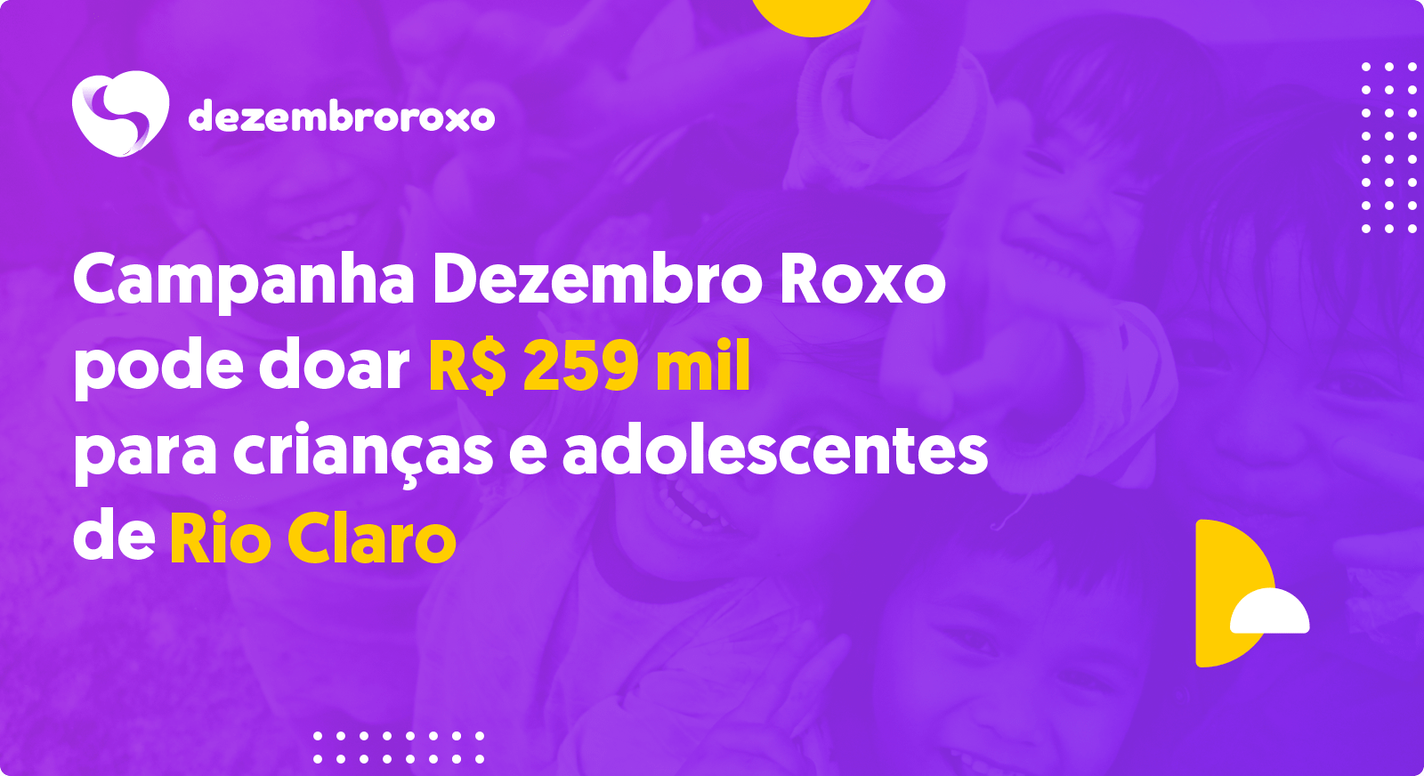 Doações em Rio Claro - RJ