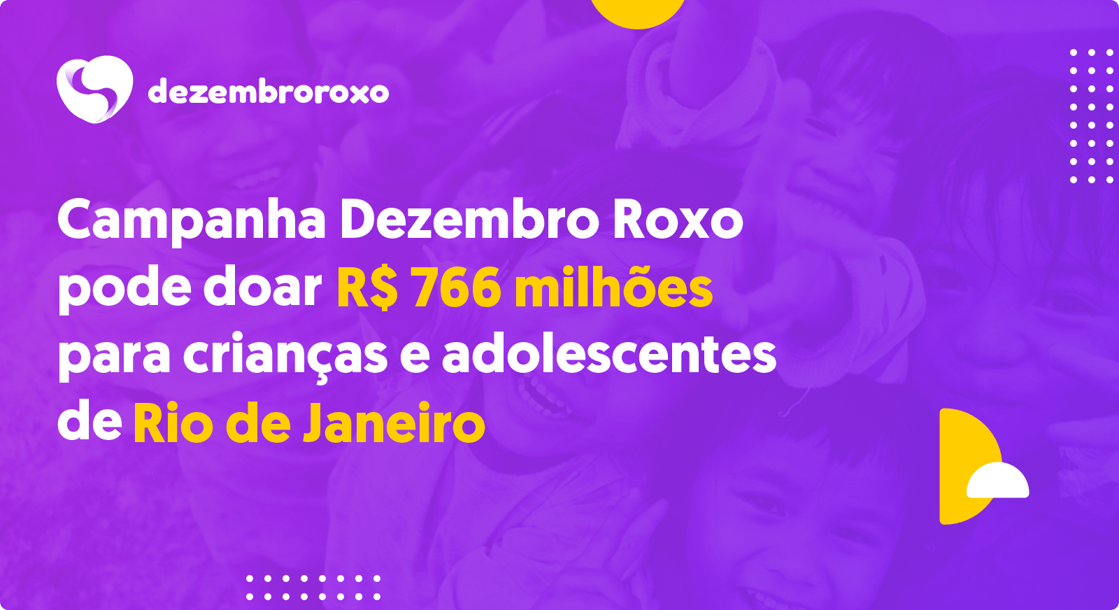 Doações em Rio de Janeiro - RJ