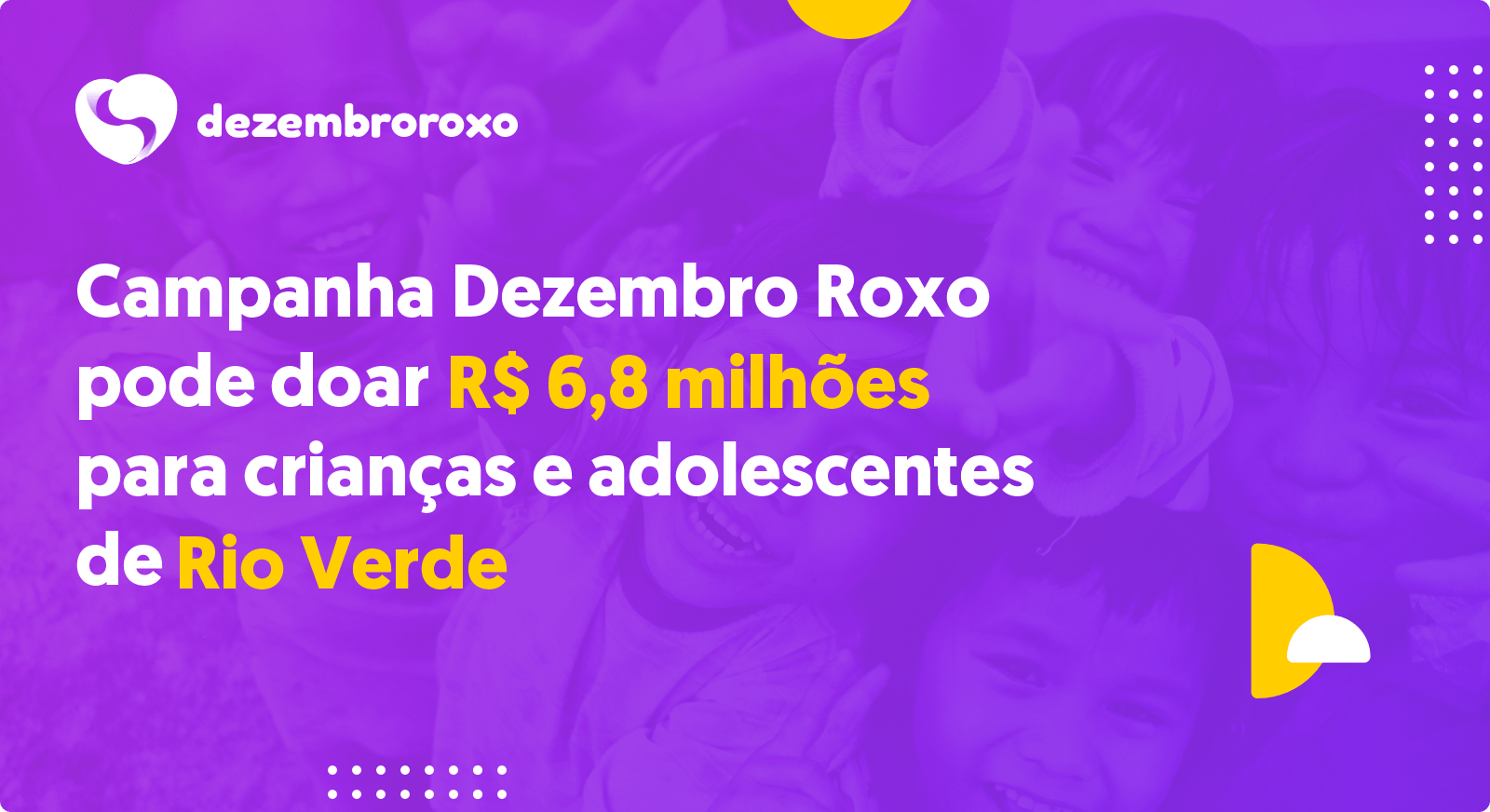 Doações em Rio Verde - GO