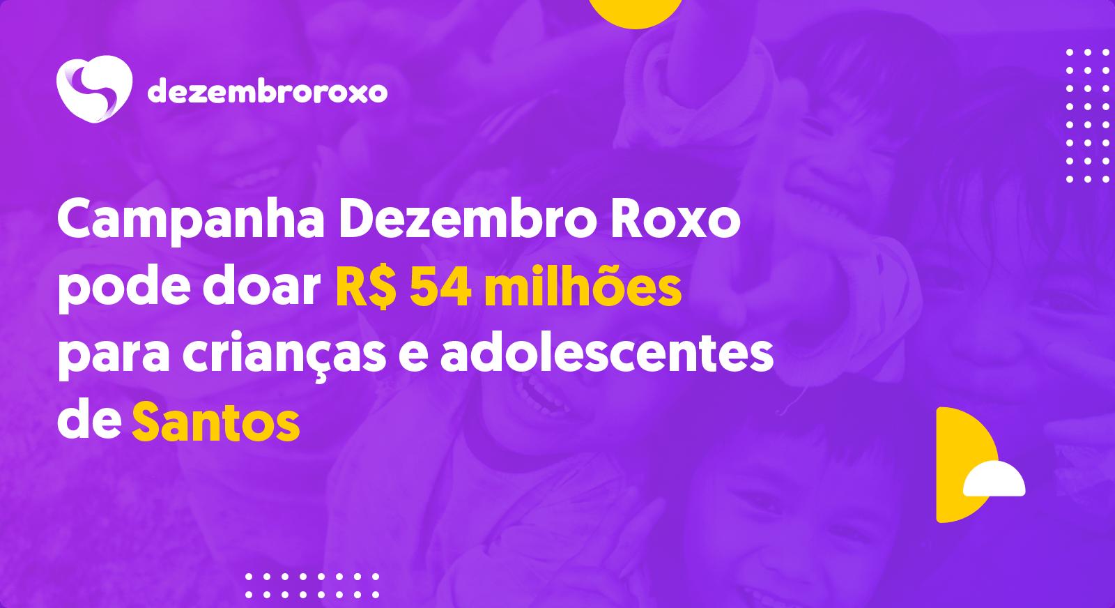 Doações em Santos - SP