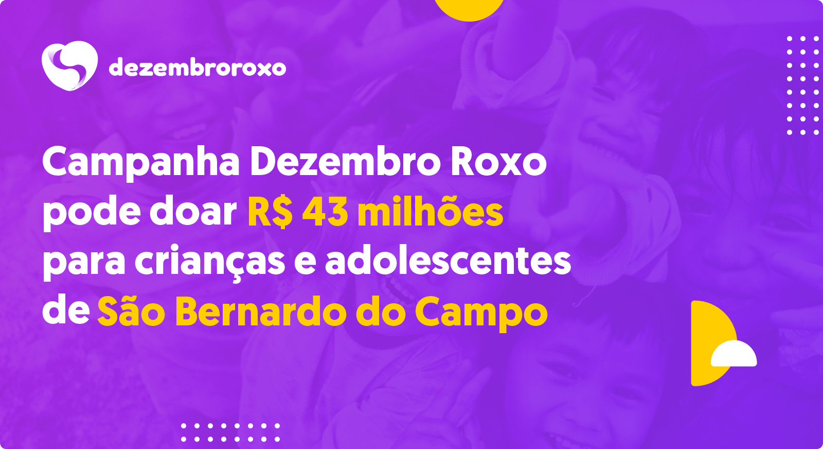 Doações em São Bernardo do Campo - SP