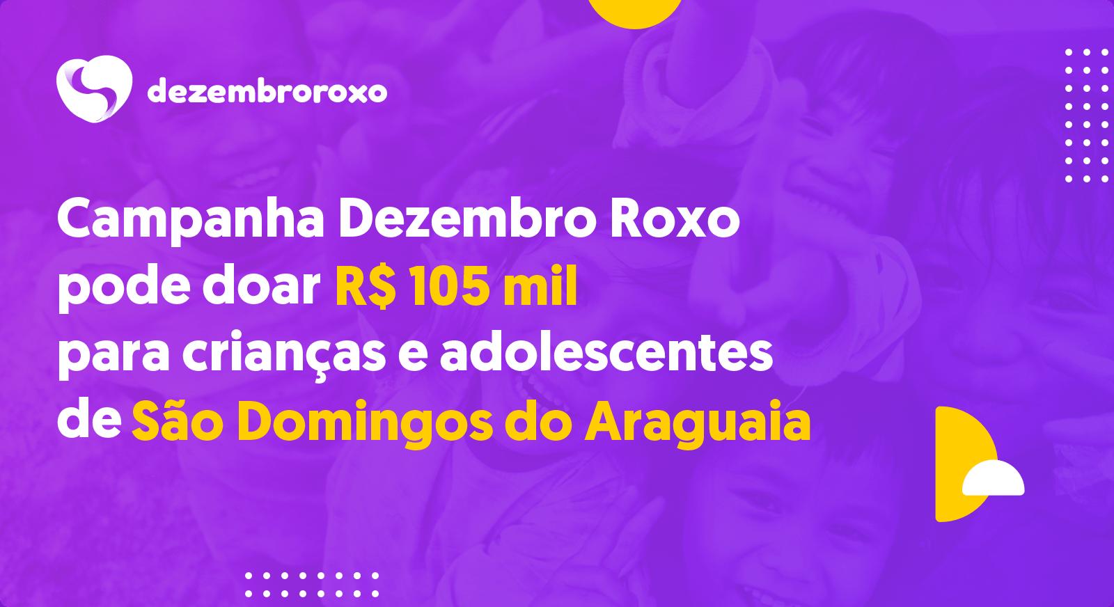 Doações em São Domingos do Araguaia - PA