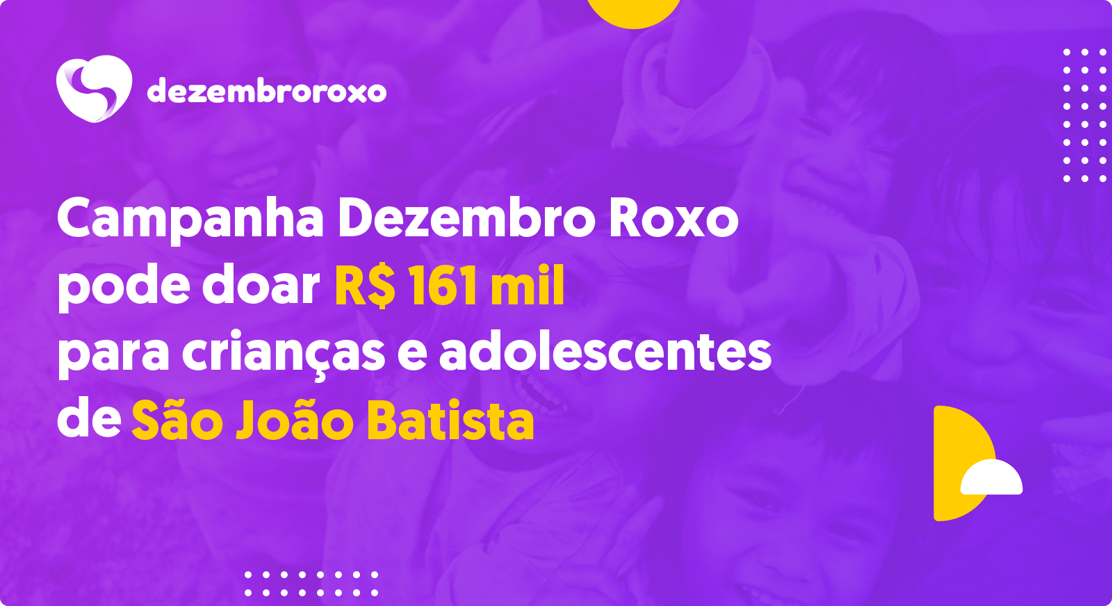 Doações em São João Batista - SC