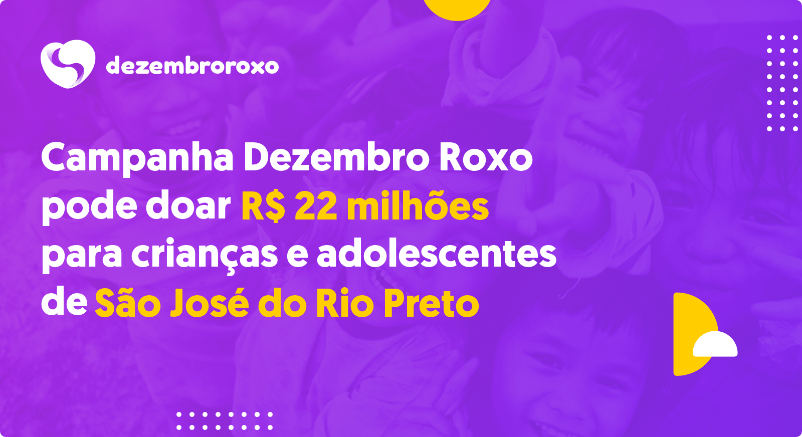 Doações em São José do Rio Preto - SP