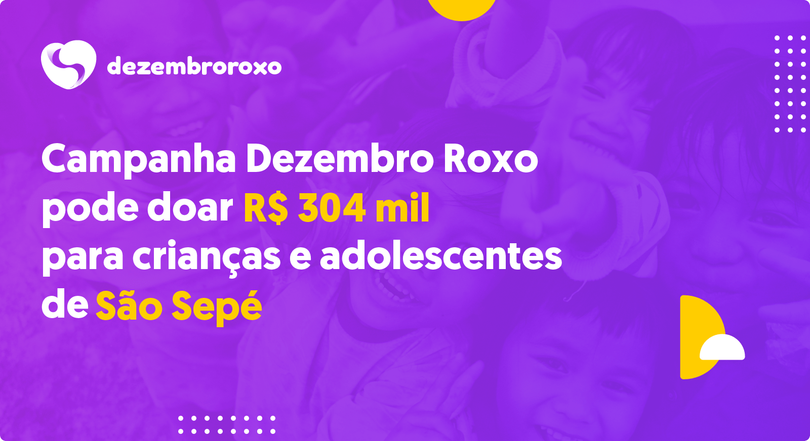 Doações em São Sepé - RS