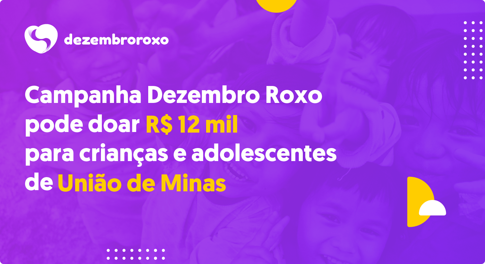 Doações em União de Minas - MG