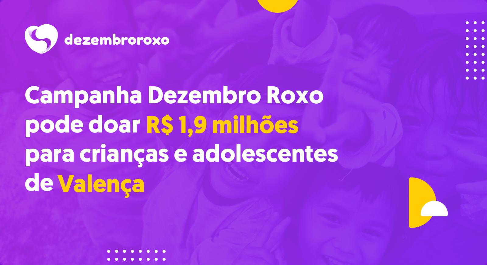 Doações em Valença - RJ